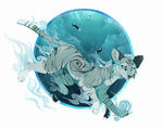Jayfeather by MapleSpyder