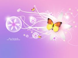 BUTTERFLY ROSE by tm-gfx