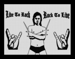 Long Live Rock by MitchMerriweather18