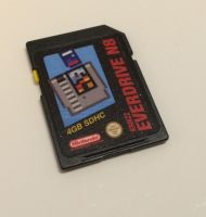 Everdrive N8 SD Card Label by NeoRame