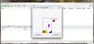 Play Tetris in uTorrent by SpringsTS