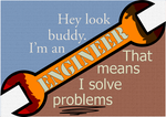 Engineers solve practical problems (Dirty) by sqatter