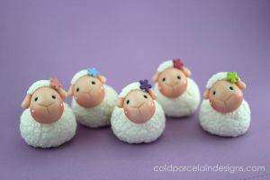 Hedy's sheep by i-be-c