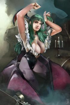 2015-Morrigan by Vandrell