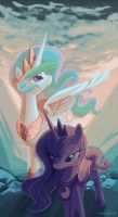 Ominous Skies by SpaceKitty