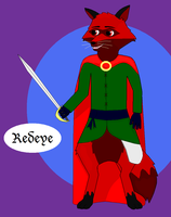 Request: Redeye by TomTheFox