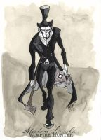 Abraham Lincoln Vampire Hunter by nekroworld-AgL