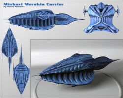 Morshin Carrier by Amras-Arfeiniel