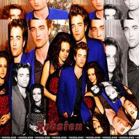 Robsten blends 4 by krissslovee