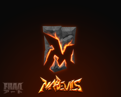 MaDevils! - Simple Logo Test by FrancoTieppo