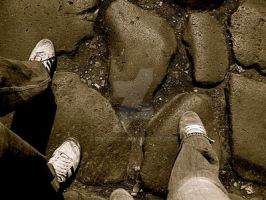 Stepping Stones by ohfudge7