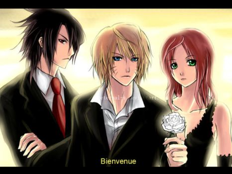 Bienvenue by Eternal-S