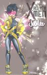 Marvel All New X Men Jubilee by Darkness1999th