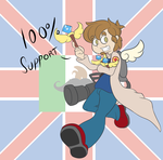 Always Support by DatBritishMexican