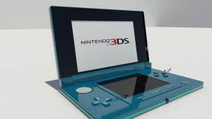 Nintendo 3DS_side by Mo3D