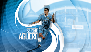 Aguero Yeni by dreamgraphicss