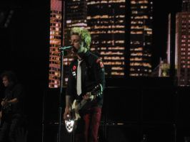 Green Day at Comcast Theater2 by Whatsername365