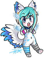 Gaia Avatar Chibi 2 by Pink-Angel-Kitty