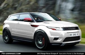 2013 Range Rover Evoque R Speculative by Danyutz