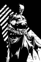 Batman by Finch by JOEYDES