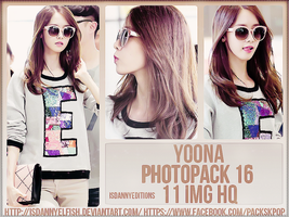 Yoona (SNSD) - PHOTOPACK#16 by JeffvinyTwilight