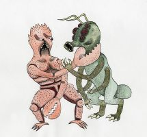 Fight by Teagle