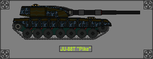 JU-88T Pike by GratefulReflex