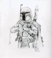 Archive: Boba Fett by JasonShoemaker