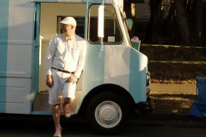 Ice Cream Man by artnchicken