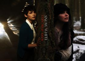 Snow White or Mary Margaret by KatherinaRosalieRS