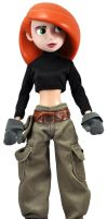 Kim Possible Doll by pjdonnell