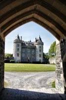 Killyleagh Castle by ottomatt
