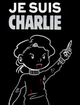 Je suis Charlie by Calamity-Death