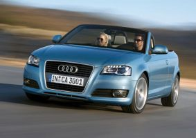 The Audi A3 Cabriolet by taz2