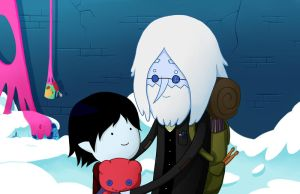 Simon and Marcy by immuni