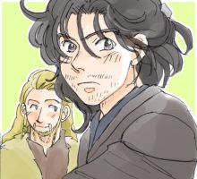 Fili and Kili by h-muroto