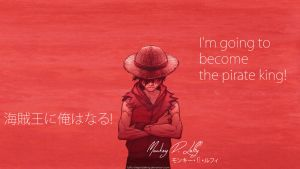 Monkey D. Luffy by Luffy-ThePirateKing