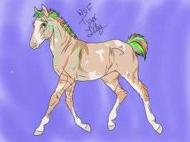1386 WVF Tiger Lily by shockmyworld12