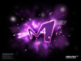 M-Abstract V4 by malshan
