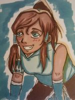 Happy Korra by Millie-Rose13