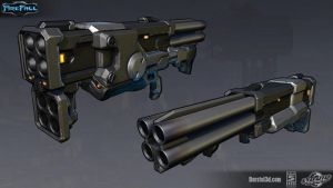 Firefall M202Flash by profchaos354