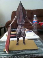 Red Pyramid by Superjay14