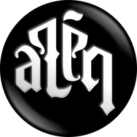 alin babe ambigram v.1 by artworkbean