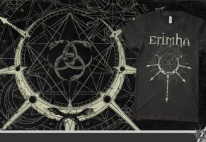 ERIMHA t-shirt by isisdesignstudio