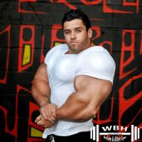 David Amaral Big to Bigger by wannabehuge