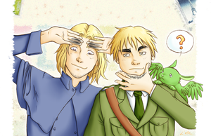 APH_France-England exchange! by Lele91