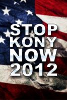 KONY 2012 iPhone Wallpaper No1 by Wybi