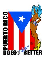 Yenny Puerto Rico Does it Better by DaveAlvarez