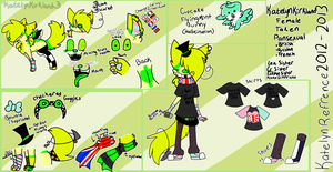 : | Katelyn Full Refrence 2012-2013 | : by lshida