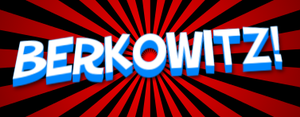 BERKOWITZ! Logo (updated) by ETSChannel